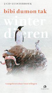 Winterdieren luisterboek Book Cover