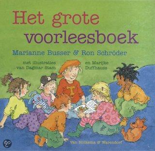 Grote voorleesboek, het Book Cover
