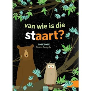 Van wie is die staart Book Cover