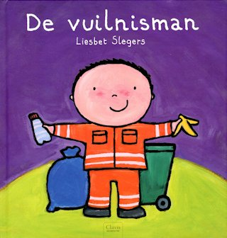 Vuilnisman, de Book Cover