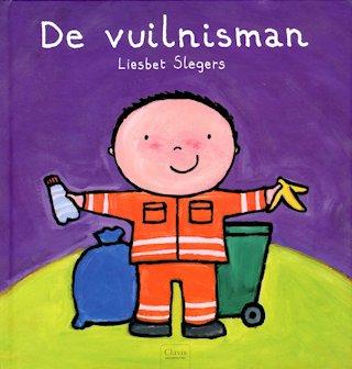 Vuilnisman, de Boek omslag