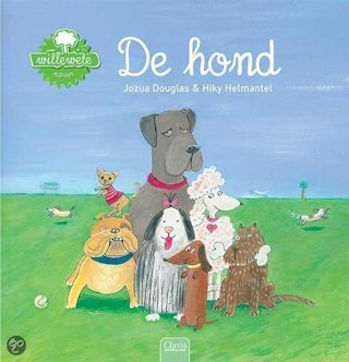 Willewete De hond Book Cover