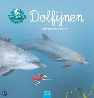 Willewete Dolfijnen Boek omslag