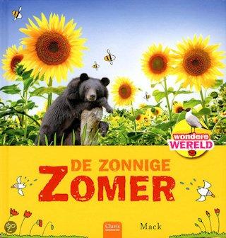 Zonnige zomer, de Book Cover