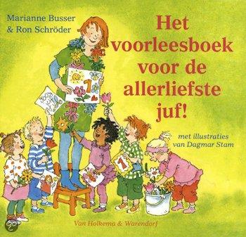 Voorleesboek voor de allerliefste juf, het Book Cover