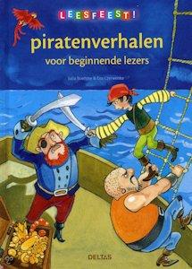 Piratenverhalen voor beginnende lezers Book Cover