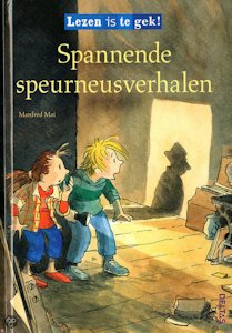 Spannende speurneusverhalen Book Cover