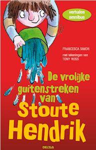 Vrolijke guitenstreken van stoute Hendrik, de Book Cover