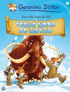 Terug naar de ijstijd Book Cover