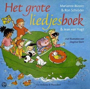 Grote liedjesboek, het Book Cover