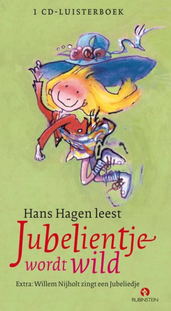 Jubelientje wordt wild luisterboek Book Cover