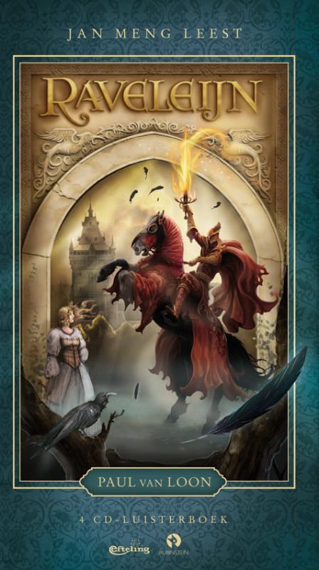 Raveleijn luisterboek Book Cover