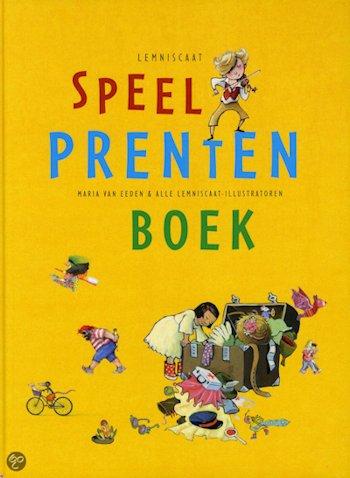 Speelprentenboek, het Book Cover