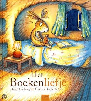 Boekenliefje, het Book Cover