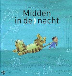 Midden in de nacht Book Cover