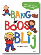 Bang, boos, blij Boek omslag