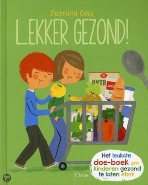 Lekker gezond Boek omslag
