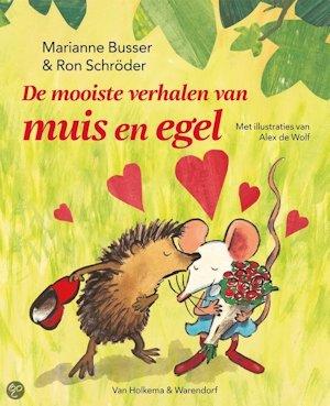 Mooiste verhalen van Muis en Egel, de Boek omslag