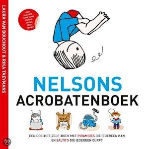 Nelsons Acrobatenboek Boek omslag
