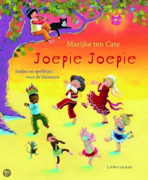 Joepie Joepie Book Cover