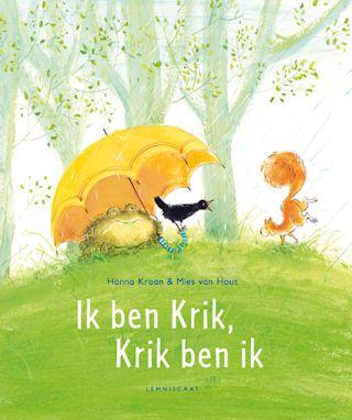 Krik ben ik, ik ben Krik Book Cover