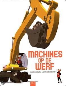Machines op de werf Boek omslag