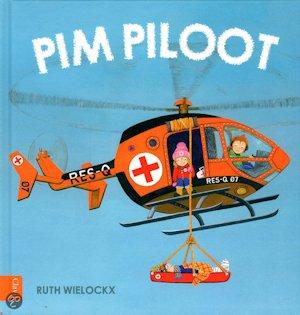 Pim Piloot Boek omslag