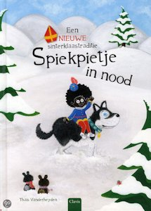 Spiekpietje in nood Book Cover