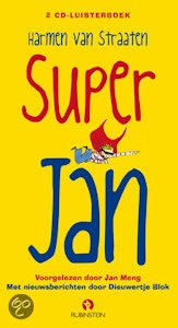 Super Jan luisterboek Book Cover