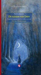 Tuinen van Dorr luisterboek, de Boek omslag