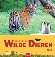 Allemaal wilde dieren Boek omslag