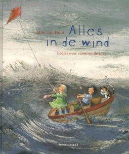 Alles in de wind Boek omslag