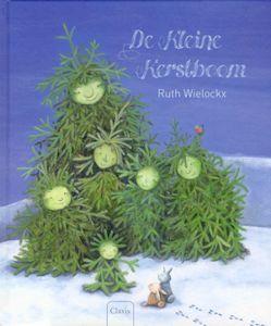 Kleine Kerstboom, de Boek omslag