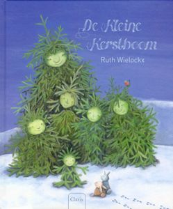 Kleine Kerstboom, de Book Cover