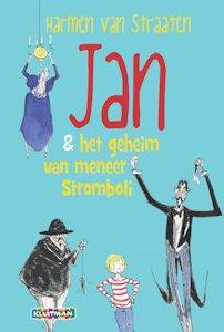 Jan en het geheim van meneer Stromboli Boek omslag
