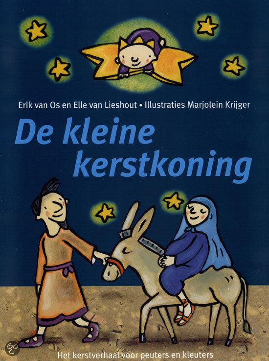Kleine kerstkoning, de Boek omslag