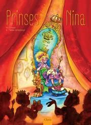 Prinses Nina Boek omslag