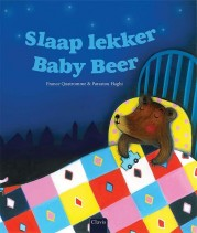 Slaap lekker, Baby Beer Boek omslag