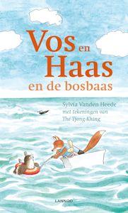 Vos en Haas en de bosbaas Book Cover