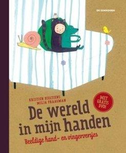 Wereld in mijn handen, de Book Cover