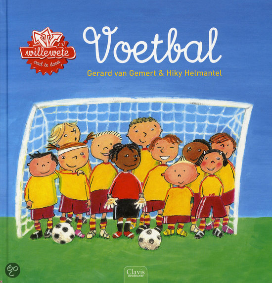 Willewete Voetbal Book Cover