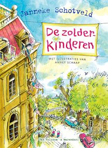 Zolderkinderen, de Book Cover