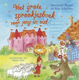 Grote sprookjesboek voor jong en oud, het Boek omslag