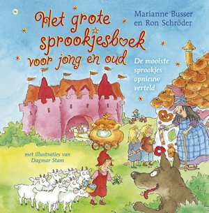 Grote sprookjesboek voor jong en oud, het Book Cover