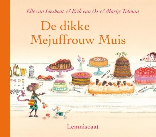 Dikke Mejuffrouw Muis, de Book Cover