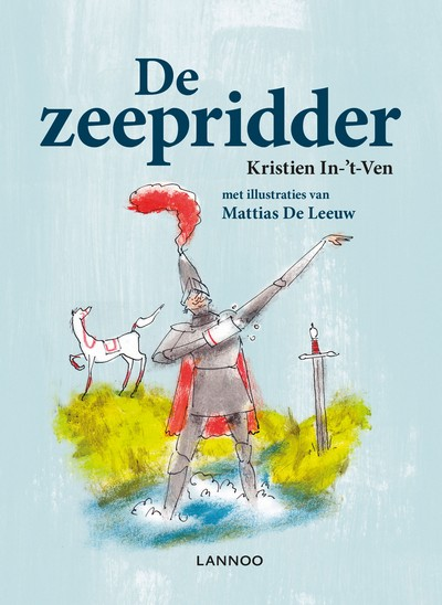 Zeepridder, de Book Cover