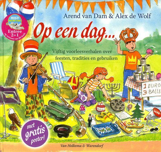 Op een dag ... Book Cover