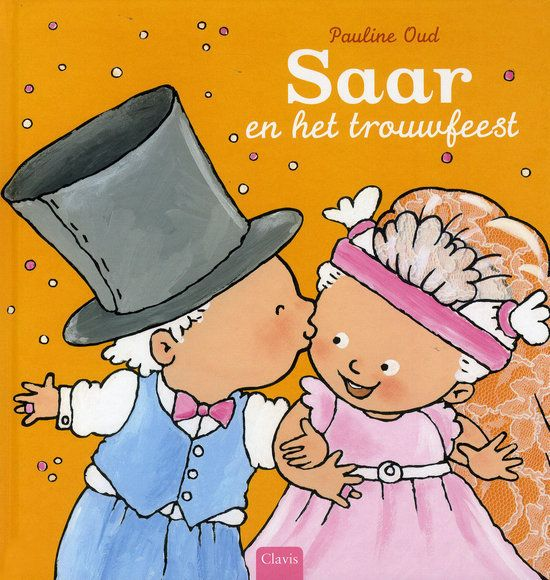 Saar en het trouwfeest Book Cover