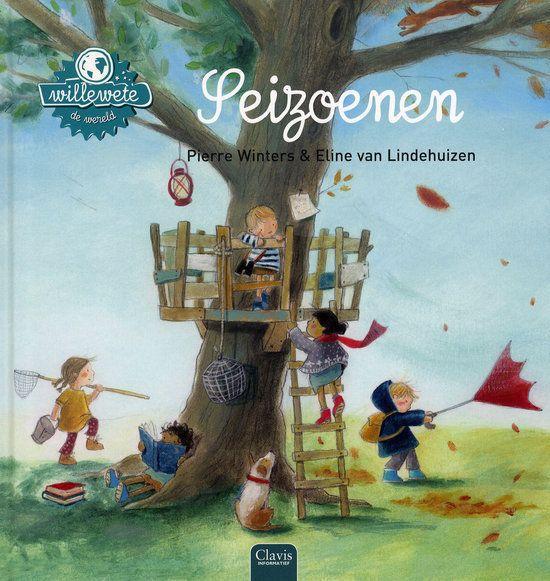 Willewete Seizoenen Boek omslag