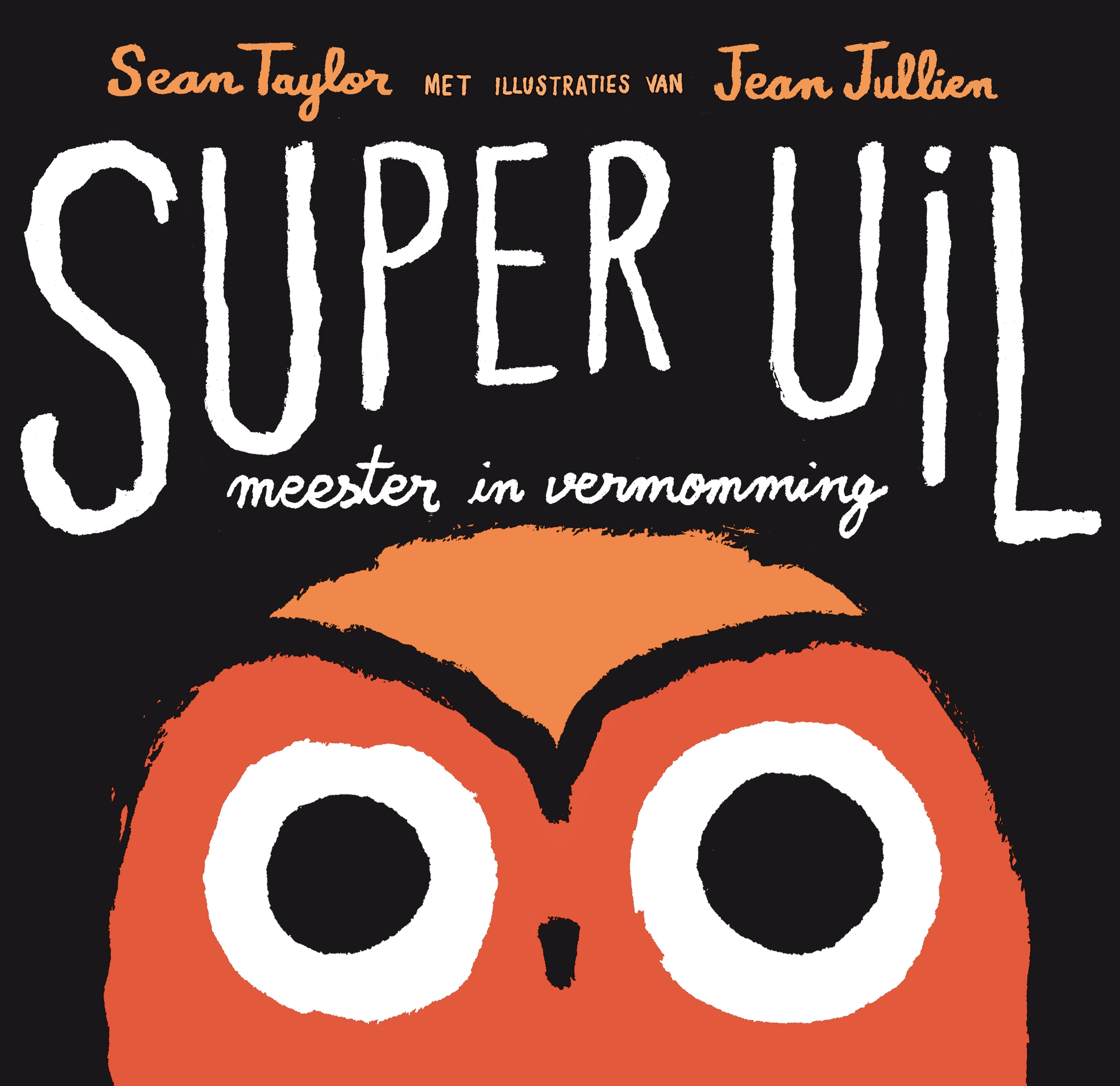Super Uil, meester in vermomming Boek omslag